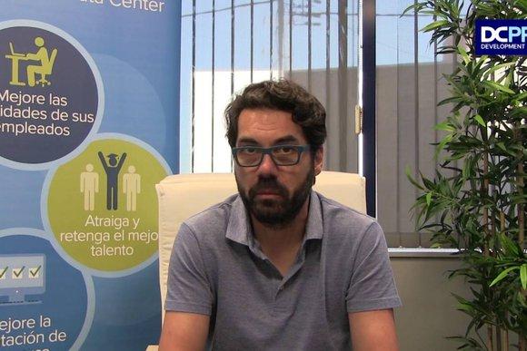 Entrevista con Agustín López, DCPro - 3wkLpCXafr8