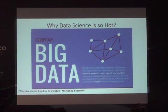 Apple big data