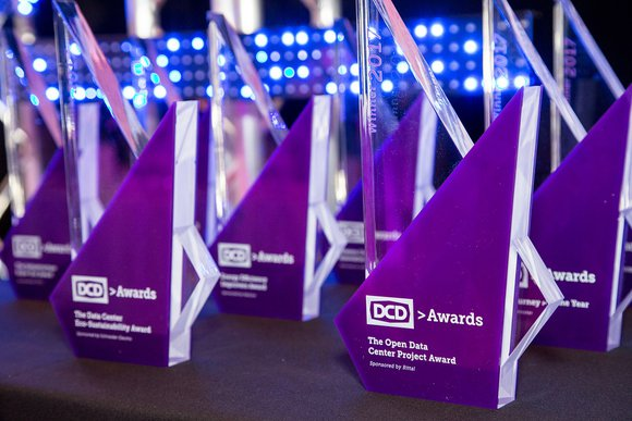 DCD Awards 2017