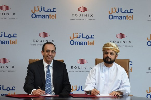 Equinix Omán