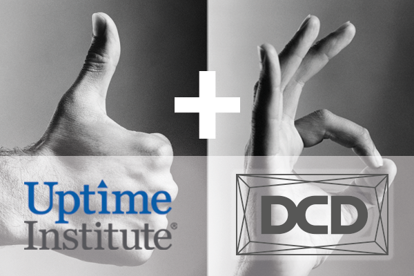 Acuerdo DCD y Uptime Institute