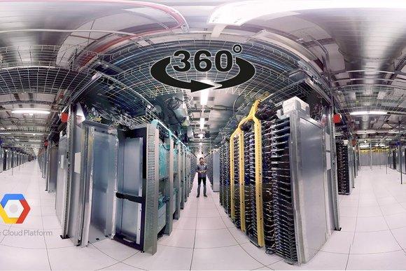 Google Data Center 360° Tour - zDAYZU4A3w0